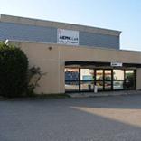 Entrance of Sopemea-AEMC in Grenoble
