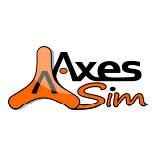Le logo de la filiale AXESSIM