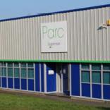 Entrance of  PARC-Sopemea in Bideford (UK)