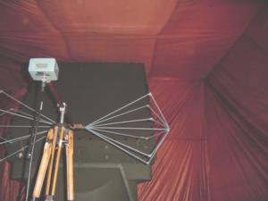 Test on a Thales radar