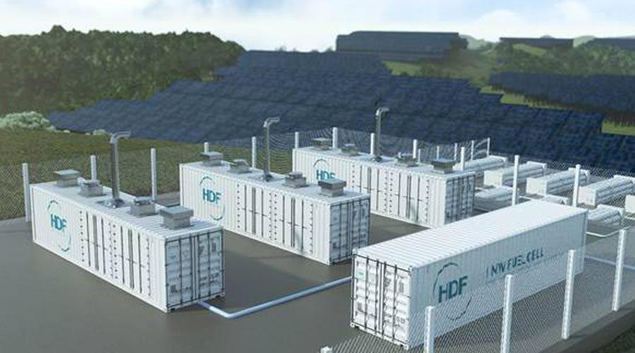 HDF energy site