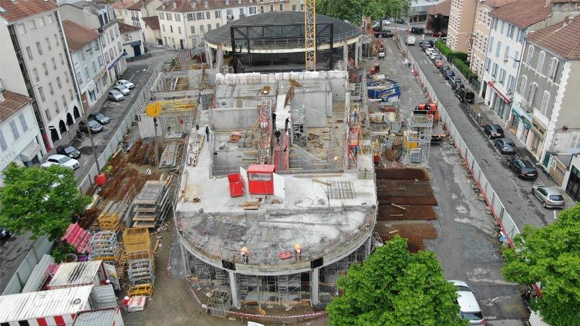 Rehabilitation of the Foirail de Pau