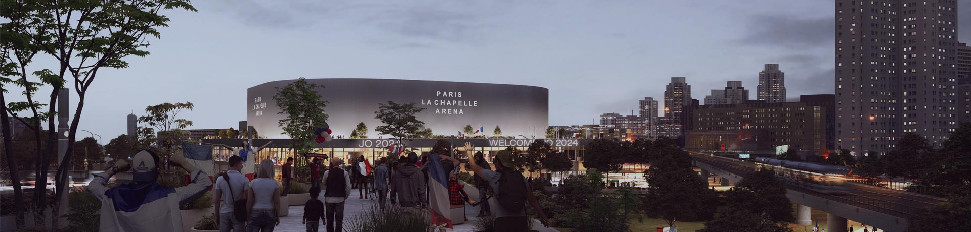 Projet Arena 2 JO 2024