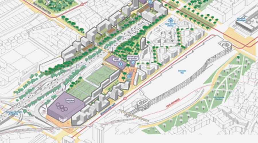 Plan du projet Arena 2