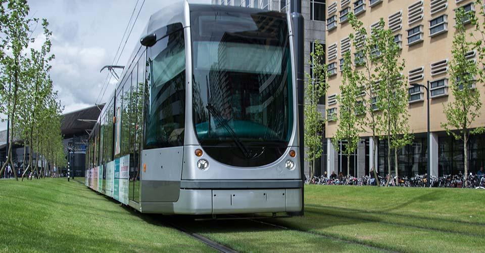 A tramway