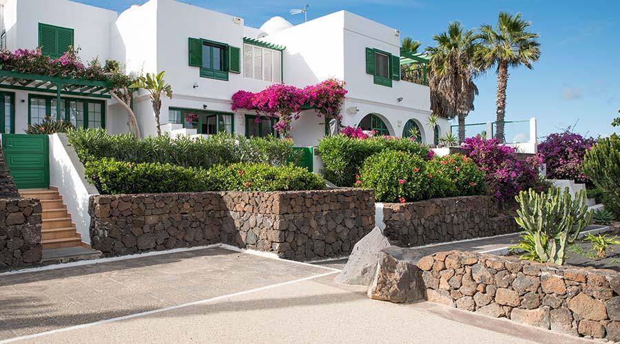A tourist residence