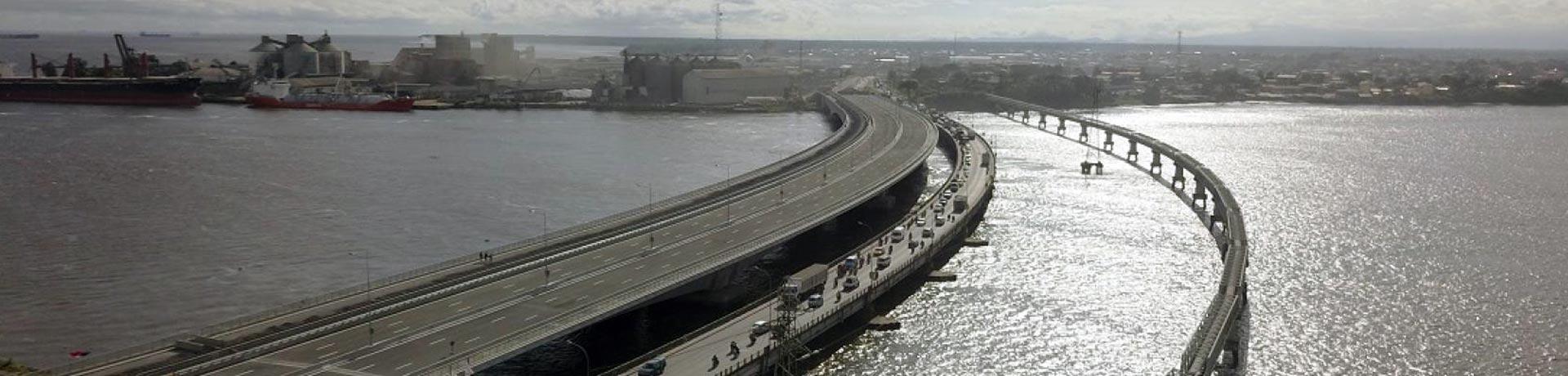 Projet Infrastructure Douala Cameroun