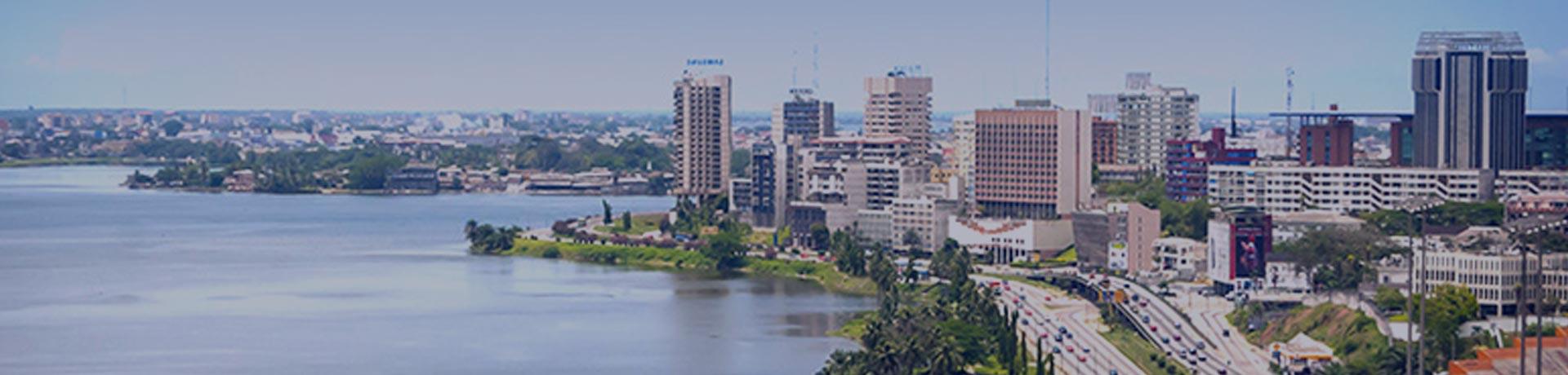 Abidjan's view