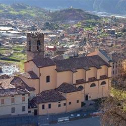 View of Bienno