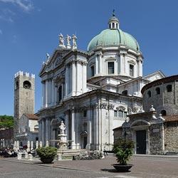 View of Brescia