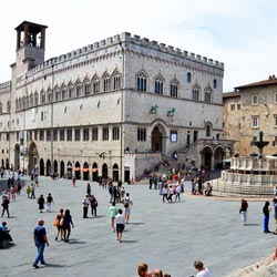 View of Perugia
