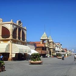 View of Viareggio
