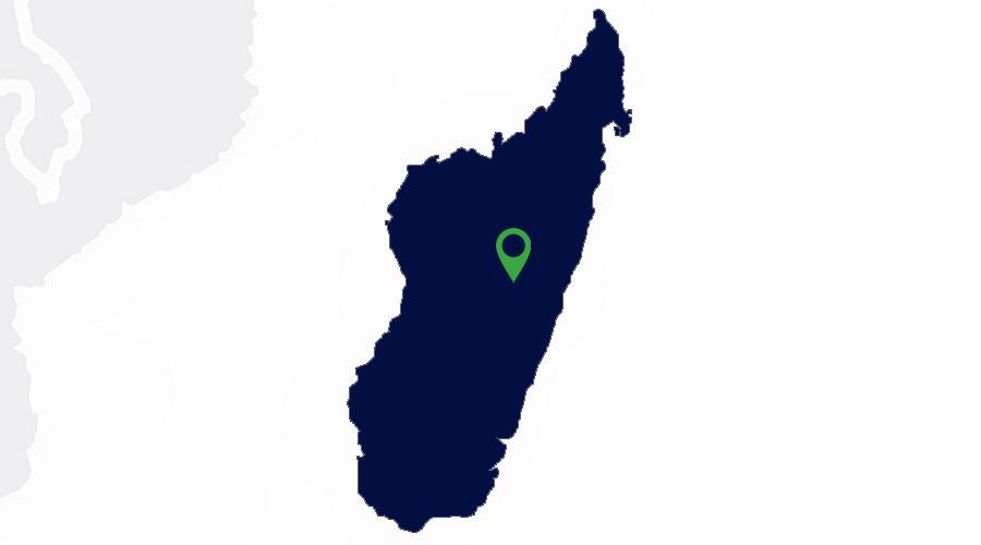 Plan implantation Apave Madagascar