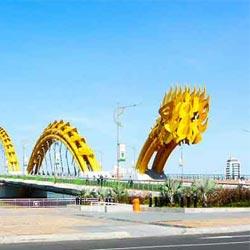 Pont Dragon Danang