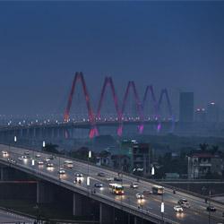 Nhat Than Pont Vietnam Hanoi
