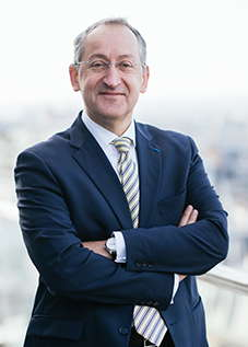Philippe Maillard CEO of Apave Group