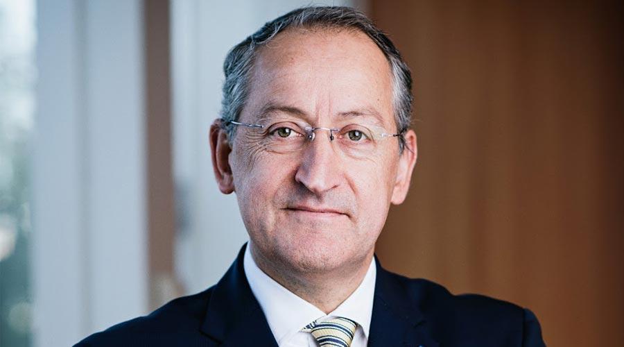 Philippe Maillard Directeur Général du groupe Apave